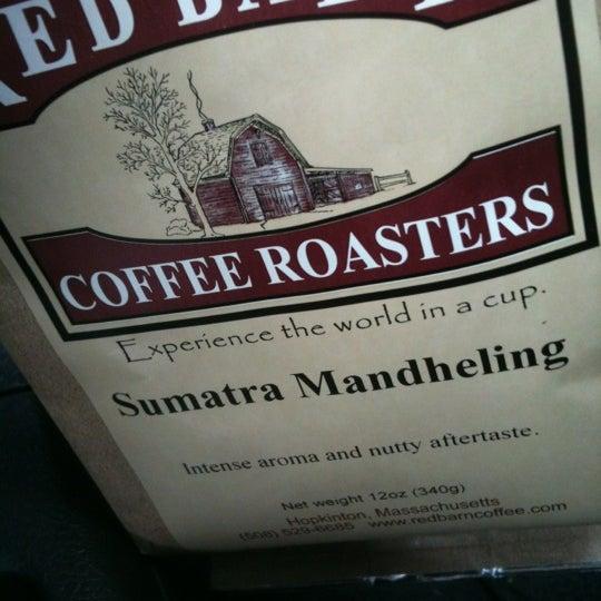 Foto tirada no(a) Red Barn Coffee At Angel's Cafe por Tonyhopedale em 4/10/2012