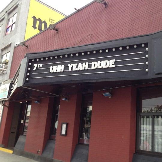 Photo taken at Paradise Rock Club by Harrison B. on 7/7/2012