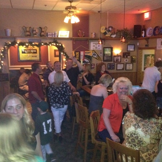Photo taken at Aldos R-Bar. by Danielle N. on 5/19/2012