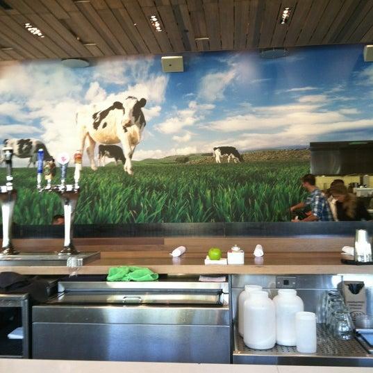 Photo taken at Zinburger by Karen D. on 4/15/2012
