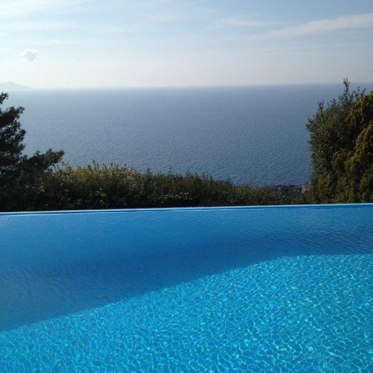 Foto scattata a Torre di Cala Piccola Hotel Monte Argentario da Svetlana P. il 4/6/2012