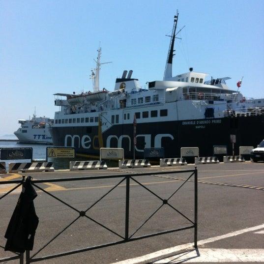 Photo taken at Calata Porta di Massa by Half B. on 6/29/2012