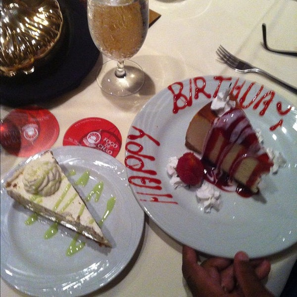 Photo taken at Fogo de Chao Brazilian Steakhouse by S Mark H. on 6/17/2012