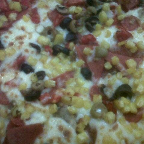 8/24/2012 tarihinde GüLshén G.ziyaretçi tarafından Pizza Uno'de çekilen fotoğraf