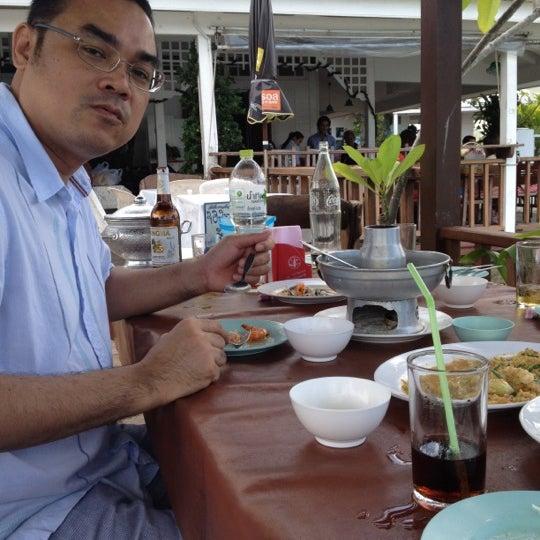 Photo taken at Baan Chom View by Tuen K. on 8/11/2012