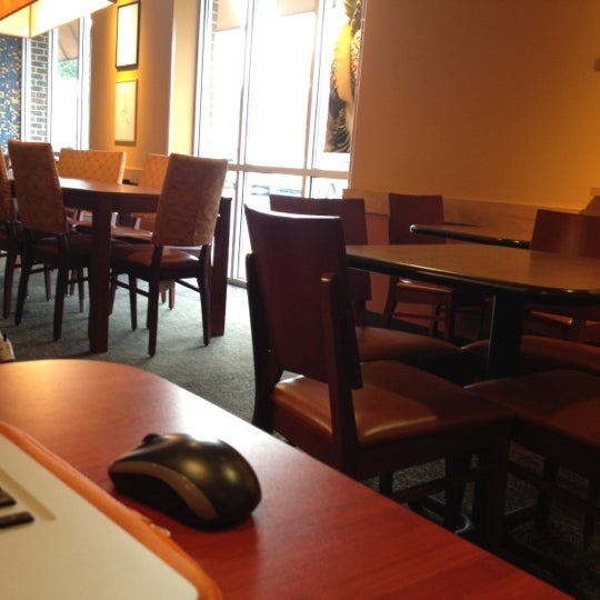 Photo taken at Panera Bread by Angel N. on 6/29/2012