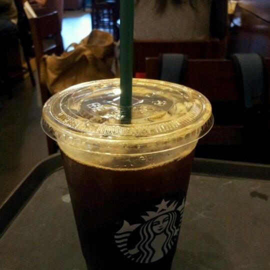Photo taken at Starbucks by Lee J. on 5/28/2012