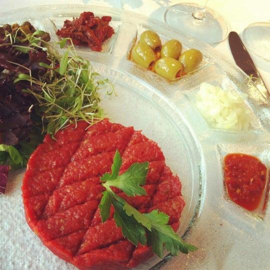 Das Foto wurde bei Restaurant Die Waid von Nicole am 4/21/2012 aufgenommen