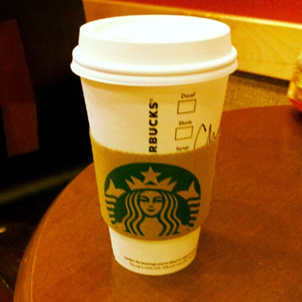 Photo taken at Starbucks by Chris H. on 9/13/2012
