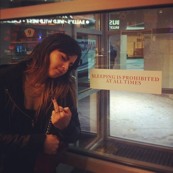 Photo taken at Bally's Casino & Hotel by Gabriela B. on 2/26/2012