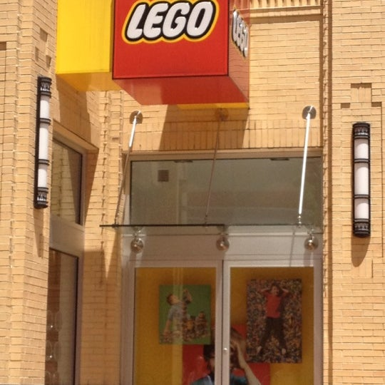 Photo taken at The LEGO Store by Chip H. on 6/2/2012