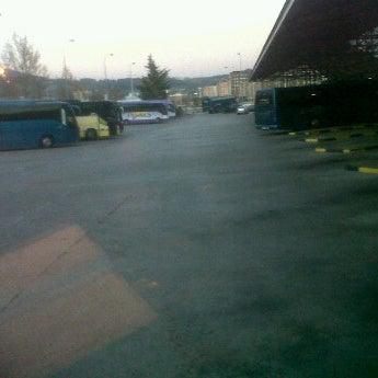 Photo taken at Estación Autobuses de Ponferrada by Jorge M. on 3/12/2012