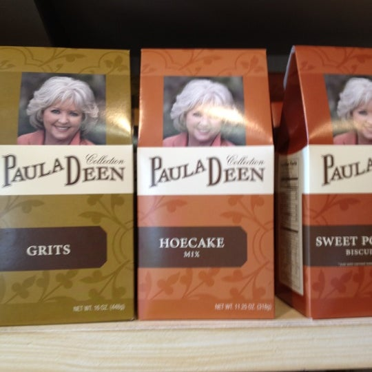 Photo taken at The Paula Deen Store by Shelly on 7/31/2012