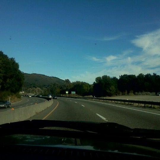Photo taken at Santa Cruz Mountains by Caleb L. on 2/3/2012