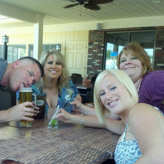 Photo taken at Iron Grill Barbecue and Brew by Ryan L. on 6/9/2012