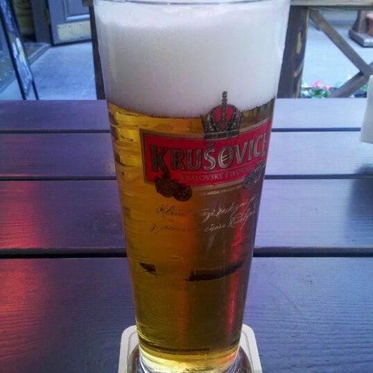 Снимок сделан в Beer Point пользователем Vargaloid I. 7/27/2012