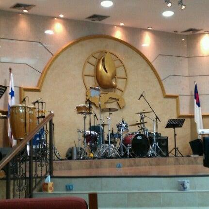 Foto diambil di Casa de Oración Cristiana oleh Juan Pablo F. pada 7/8/2012