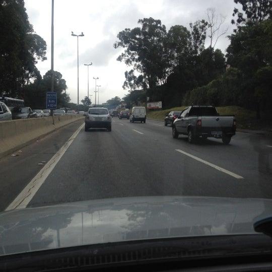 Photo taken at Rodovia Raposo Tavares by Reinaldo C. on 5/15/2012