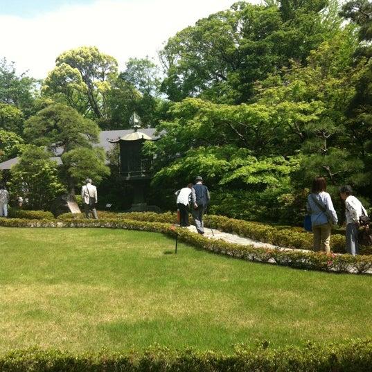 Photo taken at Nezu Museum by tetsuya on 5/18/2012