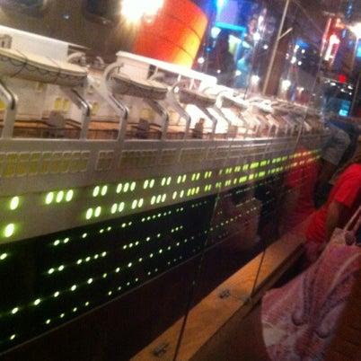 Photo taken at The Original Benjamin's Calabash Seafood by Freddie B. on 7/28/2012