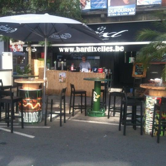 Foto tirada no(a) Le Bar d'Ixelles por Nicolas D. em 9/7/2012