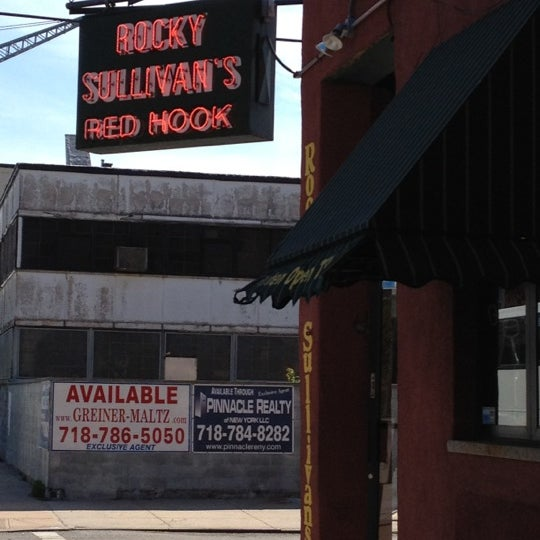 Photo taken at Rocky Sullivan's by Brian M. on 5/12/2012