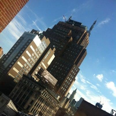 Photo taken at SoHo Grand Hotel by Ava on 8/6/2012