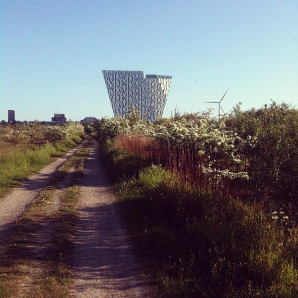 Photo taken at Amager Fælled by Christina B. on 5/25/2012