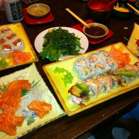 Best Sushi Restaurant San Mateo