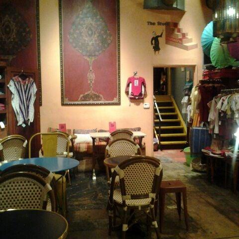 Photo taken at Casbah Café by john d. on 3/20/2012