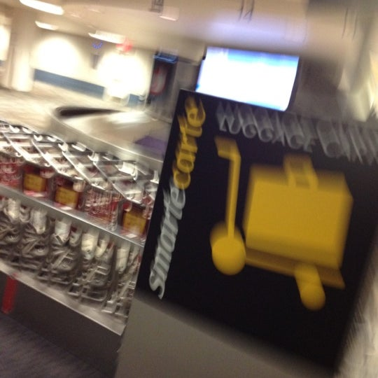 MSP Airport T1 Baggage Claim