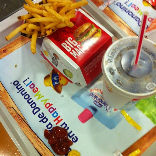 Photo taken at McDonald's by Ramon Alberto R. on 5/18/2012