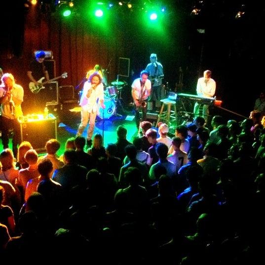 Photo taken at Paradise Rock Club by Brad K. on 6/21/2012