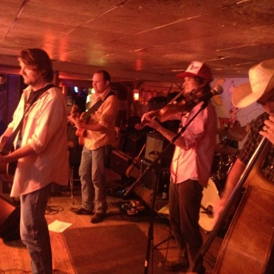 Photo taken at Broken Spoke by Mary S. on 5/13/2012