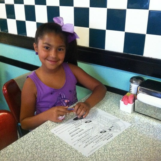 Photo taken at Hub City Diner by Lacy A. on 5/31/2012