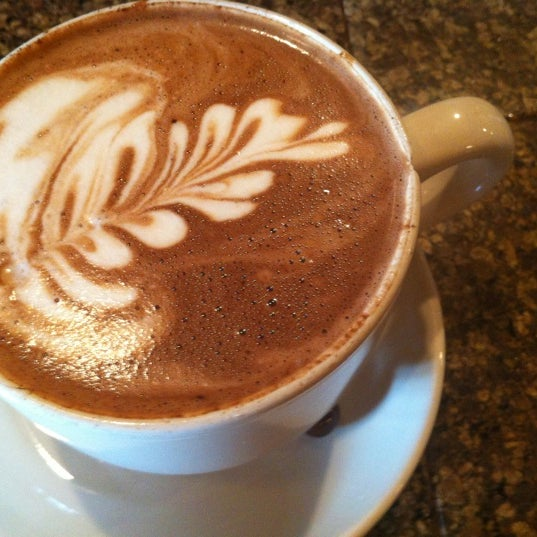 Photo taken at Coffea by Lauren R. on 6/15/2012