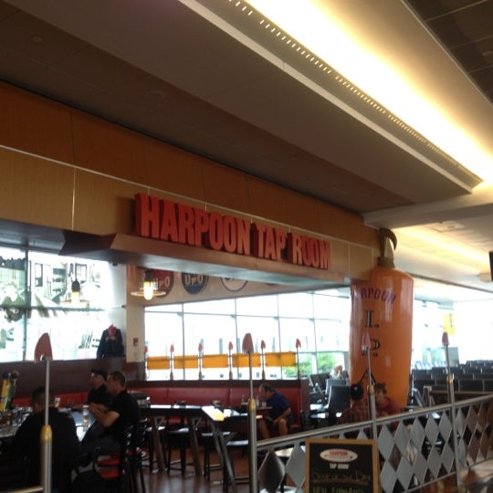 Photo taken at Harpoon Tap Room by Shawn C. on 6/4/2012