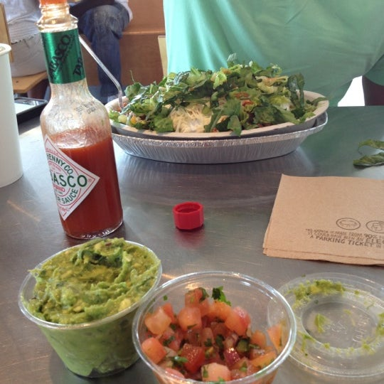 Photo taken at Chipotle Mexican Grill by Bri on 7/7/2012