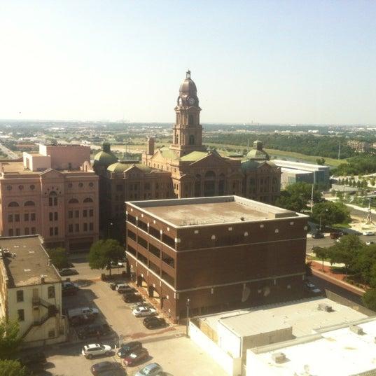 Photo taken at The Worthington Renaissance Fort Worth Hotel by Stuart E. on 6/28/2012