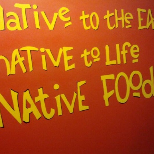 Photo taken at Native Foods by Cassiano M. on 5/28/2012