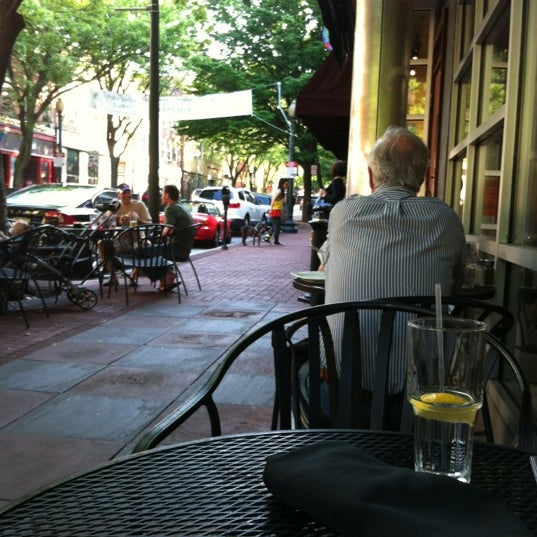 Photo taken at Iron Hill Brewery & Restaurant by bobby b. on 5/25/2012