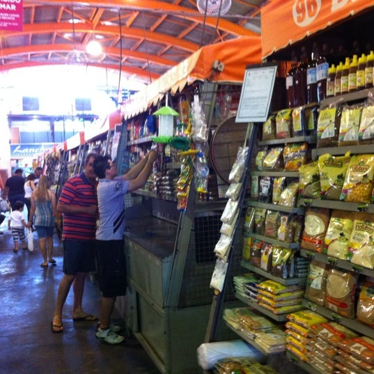 Photo taken at Mercado Municipal Antônio Valente by Thiago C. on 8/12/2012