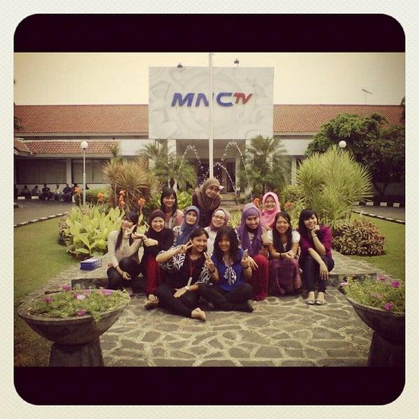 Photo taken at MNCTV by Jacinda R. on 7/18/2012