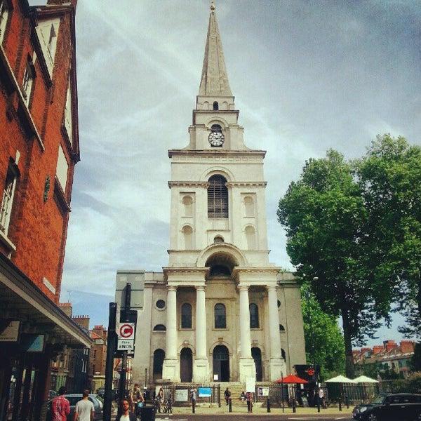 Photo taken at Christ Church by John Chang Young K. on 8/11/2012