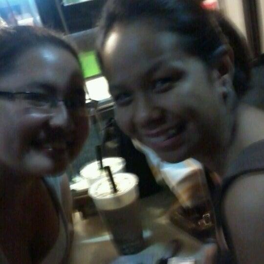 Photo taken at Moonleaf Tea Shop by joann L. on 7/6/2012