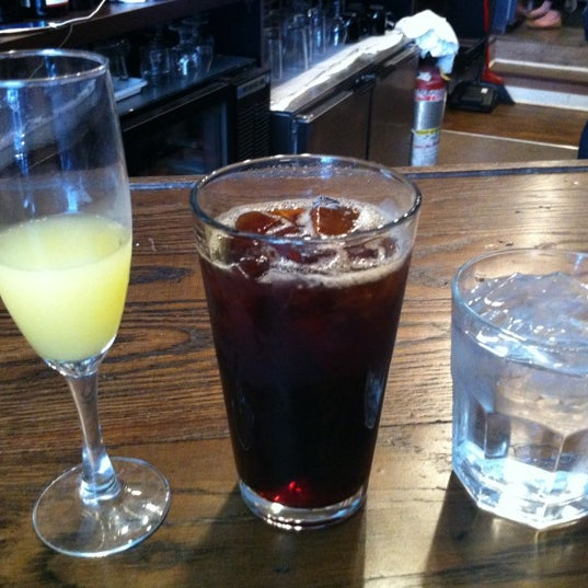 Photo taken at 1215 Wine Bar & Coffee Lab by erica s. on 3/11/2012