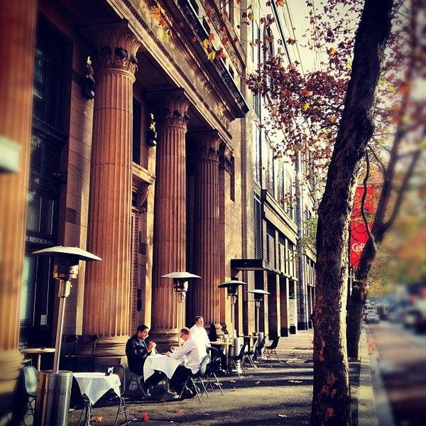 Kent St Sydney Cafes
