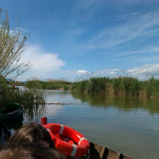 Photo taken at La Albufera by Conxa R. on 4/29/2012