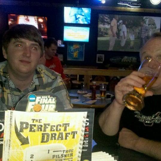 Photo taken at Buffalo Wild Wings by Lauren on 3/28/2012