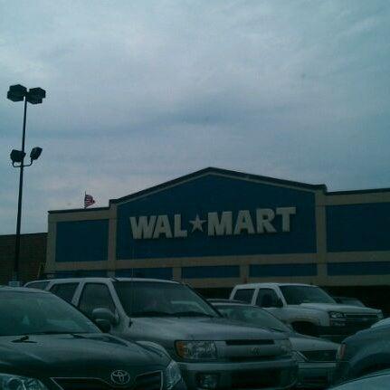 Photo taken at Walmart by 13 B. on 5/15/2012